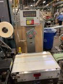 (Located in Burlington WI) High Speed Micromate Checkweigher