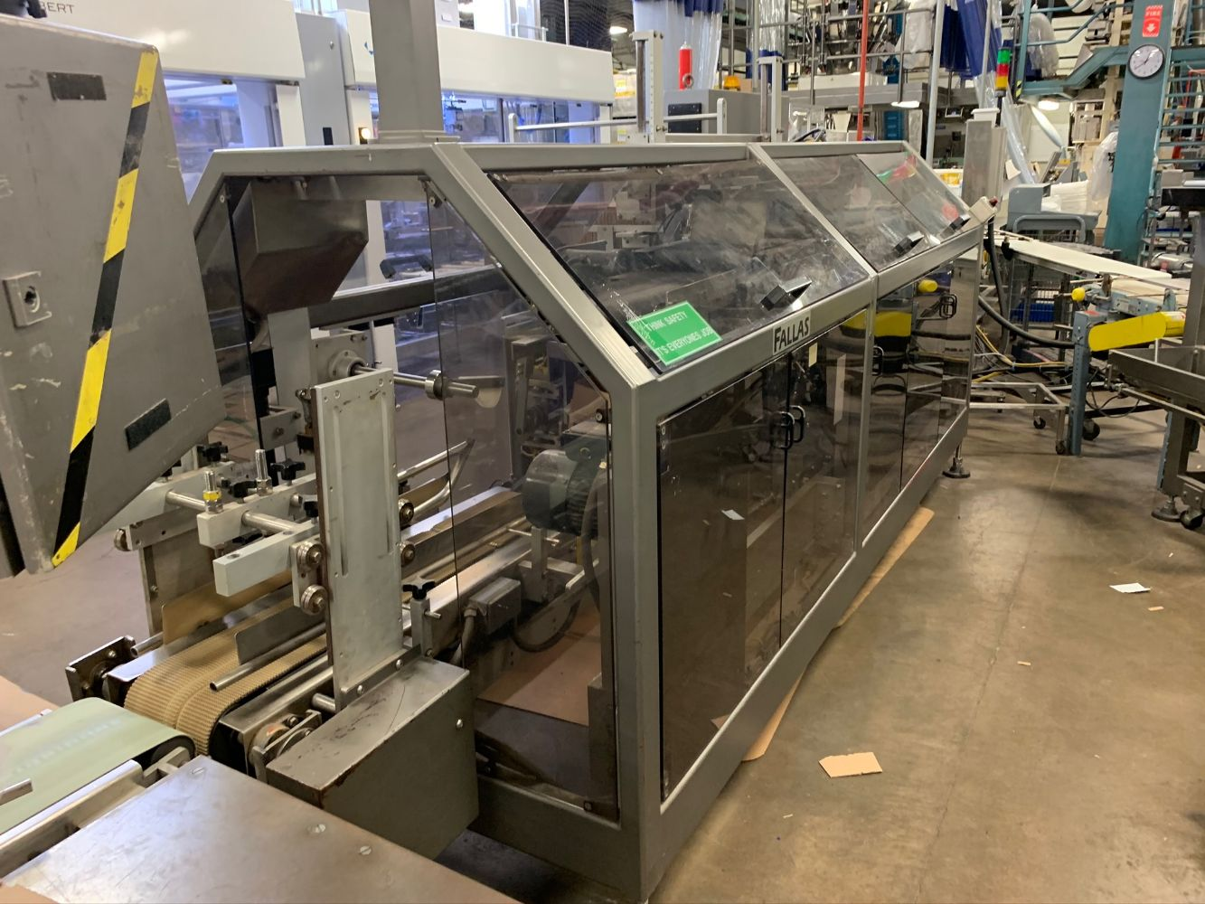Auction 1 - Ferrero North America - Surplus To The Ongoing Operations Of A Major Candy Company
