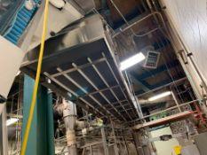 (Located in Burlington WI) Overhead Feeding Conveyor