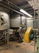 (Located in Burlington WI) Cherry Burrell 6000 Gallon Process Tank S/N E-524-90-3
