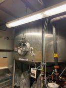 (Located in Burlington WI) Cherry Burrell 6000 Gallon Process Tank S/N E-524-90-1