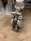 (Located in Burlington WI) Diaphram Pump