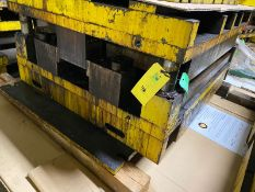 Draw Die - GRH Large Cabinet/Back KFA, 4 Post, 41 x 49