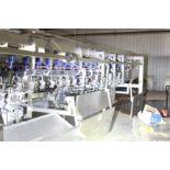 FoodMate Opti Drum Deboner, Serial# FM.00.693.014, 6000 drums/hr capacity, Located in: Springdale,