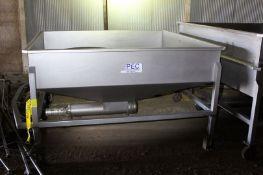 FPEC Hopper, Model# VFH 86, Serial# 6018, Located in: Springdale, AR