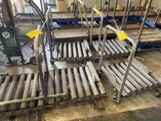 Rolling Carts, Qty. 5 Rigging Price $25