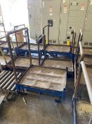 Rolling Carts, Qty. 12 Rigging Price $25