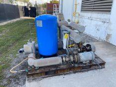 Pentair Pro-Source Water Pumping System, Model #PS85-T52-01 Rigging Price $100