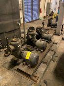 Motor and Pump Set, Qt. 3 Rigging Price $250