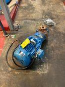 Shop 20 HP Motor & Pump Rigging Price $25