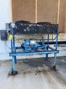 A&V Chilling Compressor, S/N #E12A00601554001001, Volts 208-230 Rigging Price $75