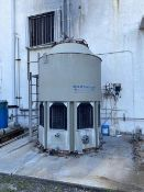 Delta Cooling Tower, Model #T-1001, Rigging Price $250