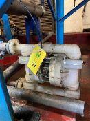 Double Diaphragm Pump Rigging Price $25