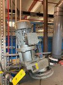 Nord Gear Agitator, Speed 132 RPM's, SK #2282AFSH/VL Rigging Price $50