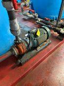 Baldor 20 HP Motor & Pump Rigging Price $50
