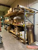 Penco Grey Pallet Racking (DOES NOT Include Contents)