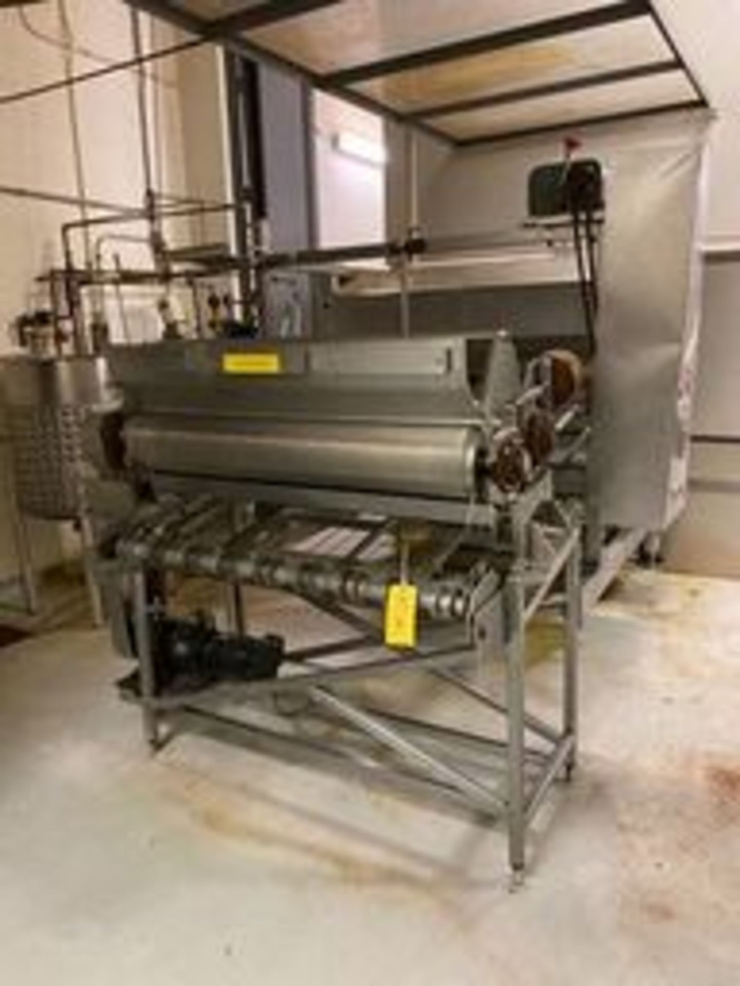 Forming Extruder