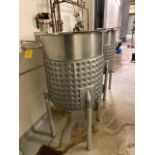 Will-Flow Corp. Jacketed 100 Gallon Kettle Tank