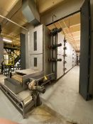 Line #1, Food Processing Dryer, Prey-dryer, Forming Extruder, Former Pillsbury Proprietary Process