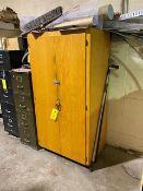 Wood Shop Cabinet