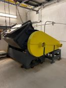 J.H. Day Steam-Jacketed Ribbon Blender, S/N #82854, Shell Work Press #ATMOS.