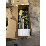 Exlar Servo Line Actuator Loading/Rigging Fee $35