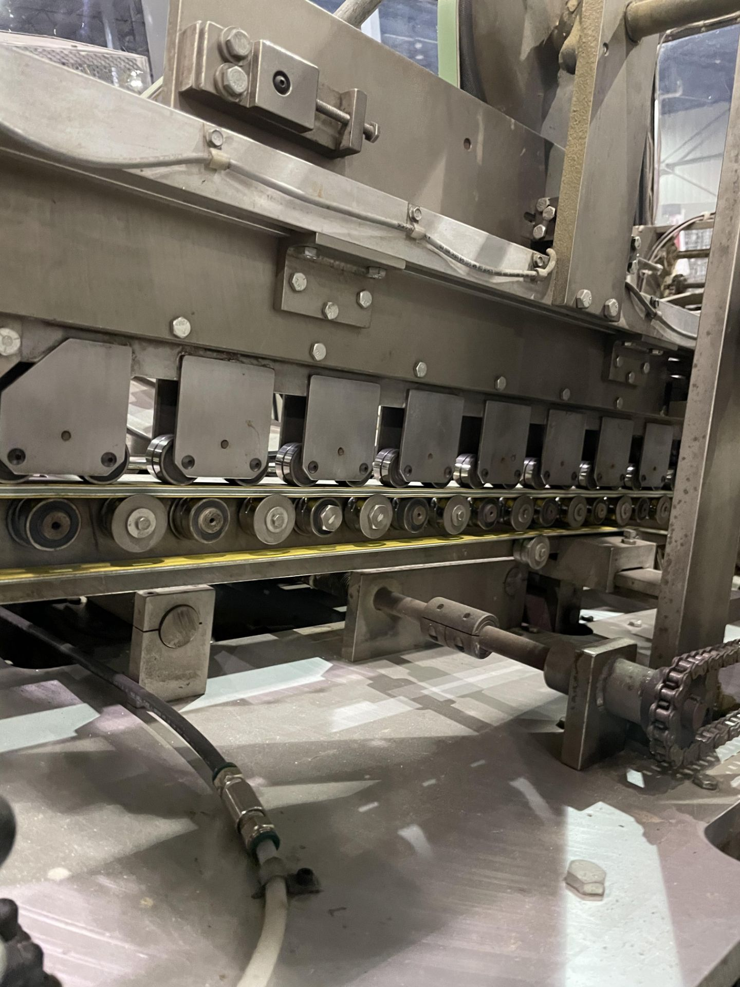 Jones Centurion Side Seam Gluer Model S-5810 Loading/Rigging Fee $650 - Image 6 of 9