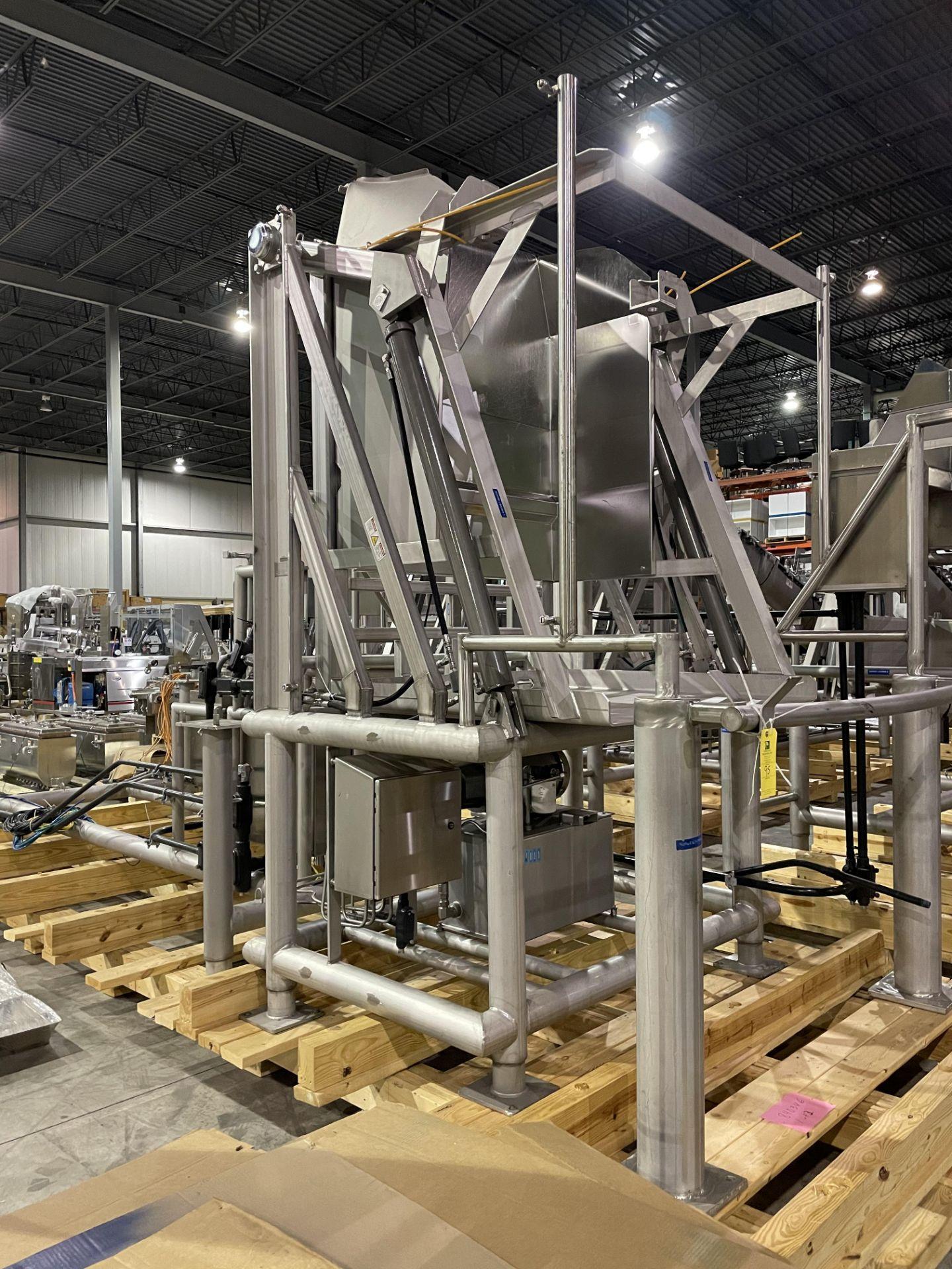 Mepaco Surge Unloader/Dumper Model T4000 S/N M12458-2, 5943-1 Loading/Rigging Fee $750 - Image 5 of 5