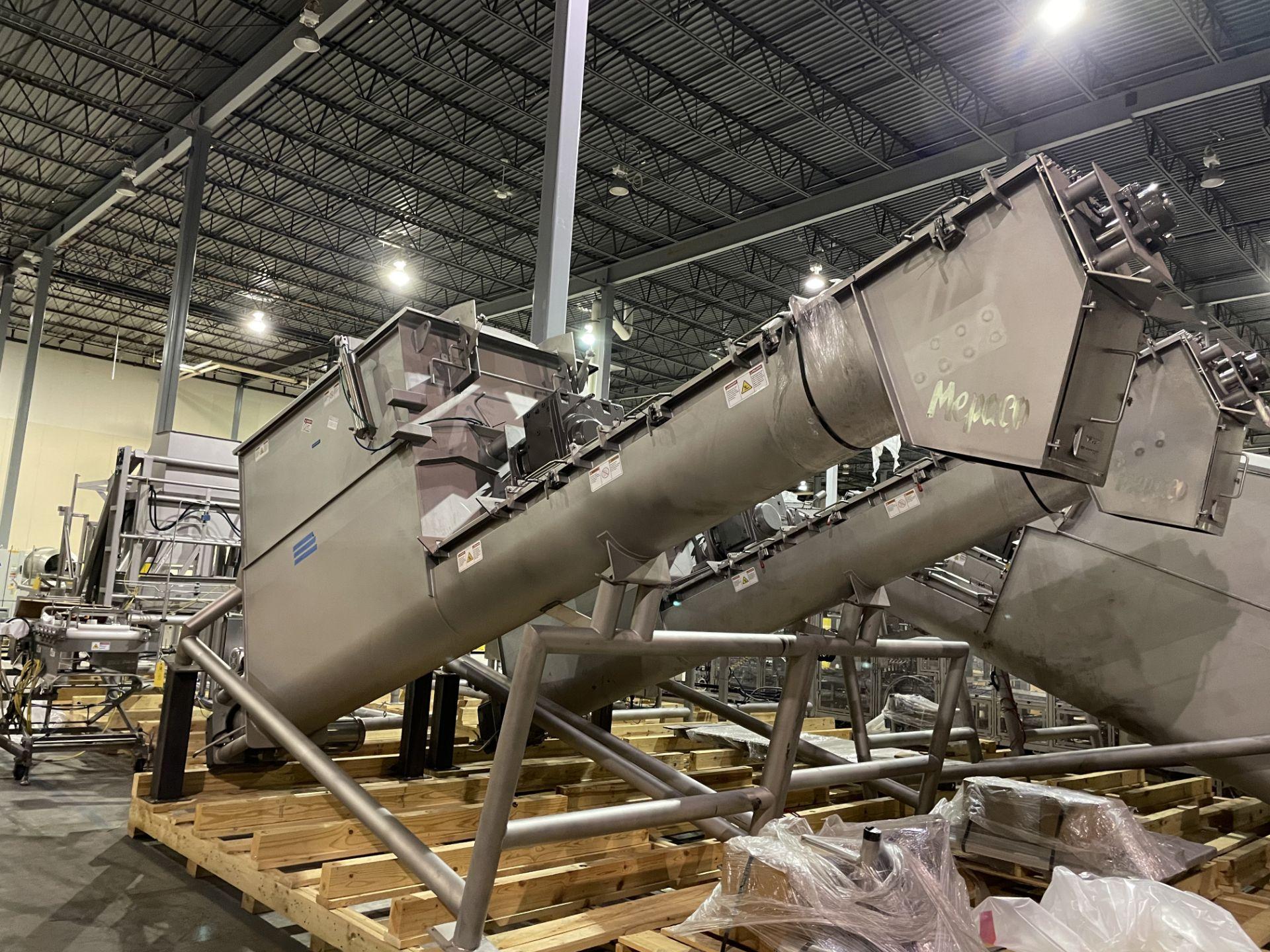 Mepaco Surge Unloader/Dumper Model T4000 S/N M12458-2, 6154-1 Loading/Rigging Fee $750 - Image 4 of 5