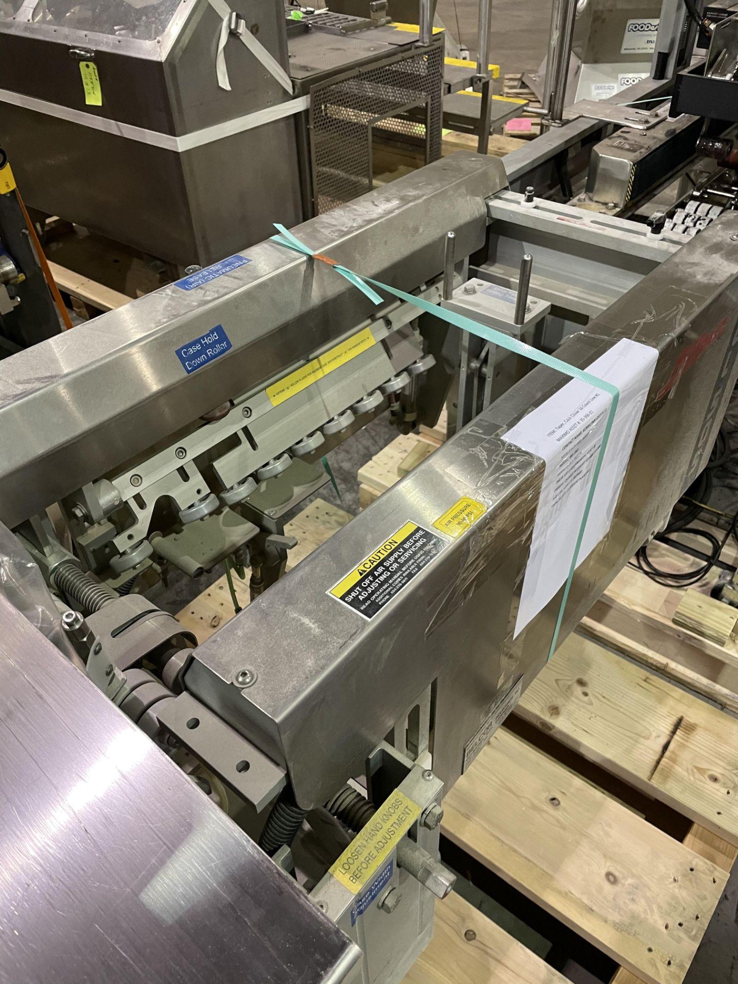 Belcor 252 Taper and Bel 505 Snap Folder and Marsh Patrion Printer NO TAPE HEADS Loading/Rigging Fe - Image 3 of 4