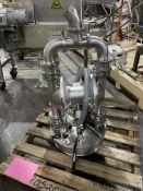 Graco Drum Diaphragm Pump Model 04B19E S/N A0215000 Loading/Rigging Fee $35