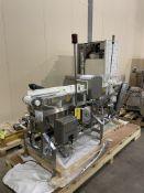 Mettler Toledo Metal Detector Model SL2000 S/N 9102101 Small Aperture Loading/Rigging Fee $100