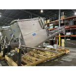 Mepaco Surge Unloader/Dumper Model T4000 S/N M12458-2, 6154-1 Loading/Rigging Fee $750