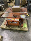 Presto Pallet Lift Model WBP36-15 S/N VO28697-01 Loading/Rigging Fee $35