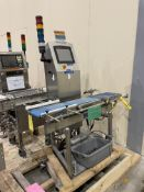 Thermo Ramsey Checkweigher Model Versa Weigh 300 S/N 10091683 Loading/Rigging Fee $100