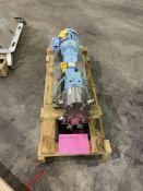 Waukesha Pump w/ gearbox and motor Model 030-U1 S/N 1000002903194 Loading/Rigging Fee $35