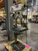Clausing Drill Press Model 2277 S/N 2M00712 Loading/Rigging Fee $35