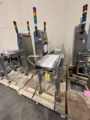 Thermo Ramsey Checkweigher Model AC9000(P)-8120 S/N 0802735 Loading/Rigging Fee $100