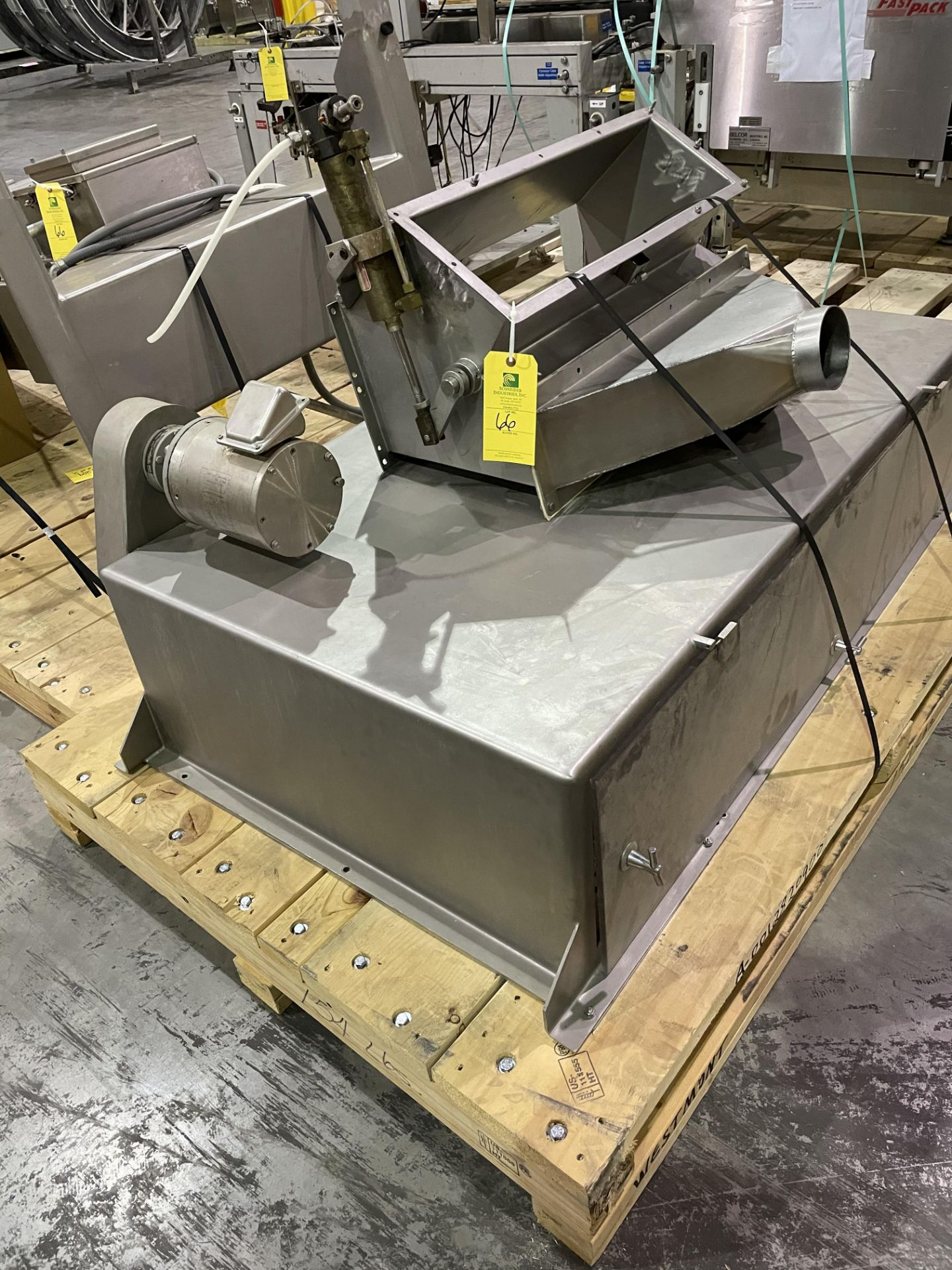 Merrick Weigh Feeder Model 970 S/N 31115 Loading/Rigging Fee $100 - Image 2 of 5