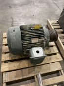 Reliance Electric 60 HP Motor Loading/Rigging Fee $35