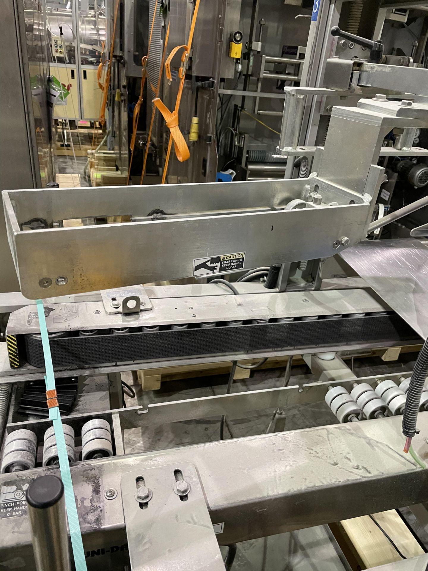 Belcor 252 Taper and Bel 505 Snap Folder and Marsh Patrion Printer NO TAPE HEADS Loading/Rigging Fe - Image 2 of 4