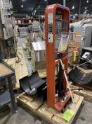 Presto Film Cart Model M152 S/N VW14812 Loading/Rigging Fee $35