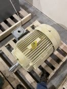 Baldor Reliance 60 HP Motor Loading/Rigging Fee $35