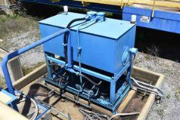 Hydraulic Power Unit Supports Bruks Truck Pump