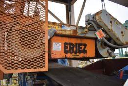 Eriez Model #SP-6530-SC-2 Magnet, ID 02-MG-01