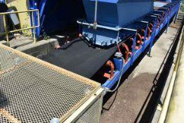 "ASGCO #01-BC-01 Motorized Belt Conveyor, 48"" Wide Belt x Approx. 200' Length"