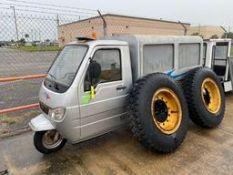 3-Wheel Shop Car Rigging Price: $150