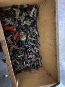 Wood Box of Aro & APT Air Power Tools Rigging Price: $75
