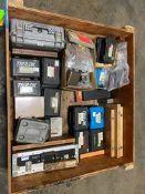 Wood Box of Trulok Choke Tubes & Misc. Shop Equipment Rigging Price: $50
