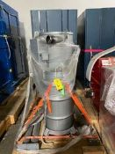 Grey Dust Collector Rigging Price: $50